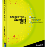 Kingsoft Office Suite Standard 2012 – 100% Discount