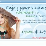 Cheap Web Hosting at $1.99 for One Year: AwardSpace Basic Hosting Plan