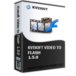 Kvisoft Video To Flash Converter – 50% Discount Offer
