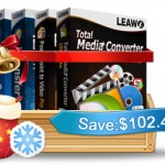 Leawo All-in-One Xmas Gift Pack – 50% Discount