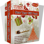 WinX New Year Gift Pack – 75% Discount