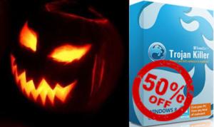 GridinSoft Trojan Killer Halloween Offer